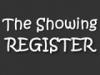 showing register