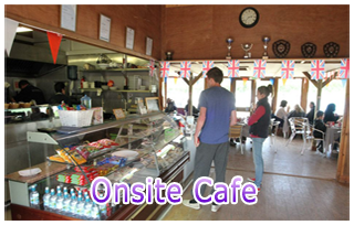 Cafe at Beaver Hall