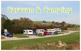 Caravan and Camping at Beaver Hall