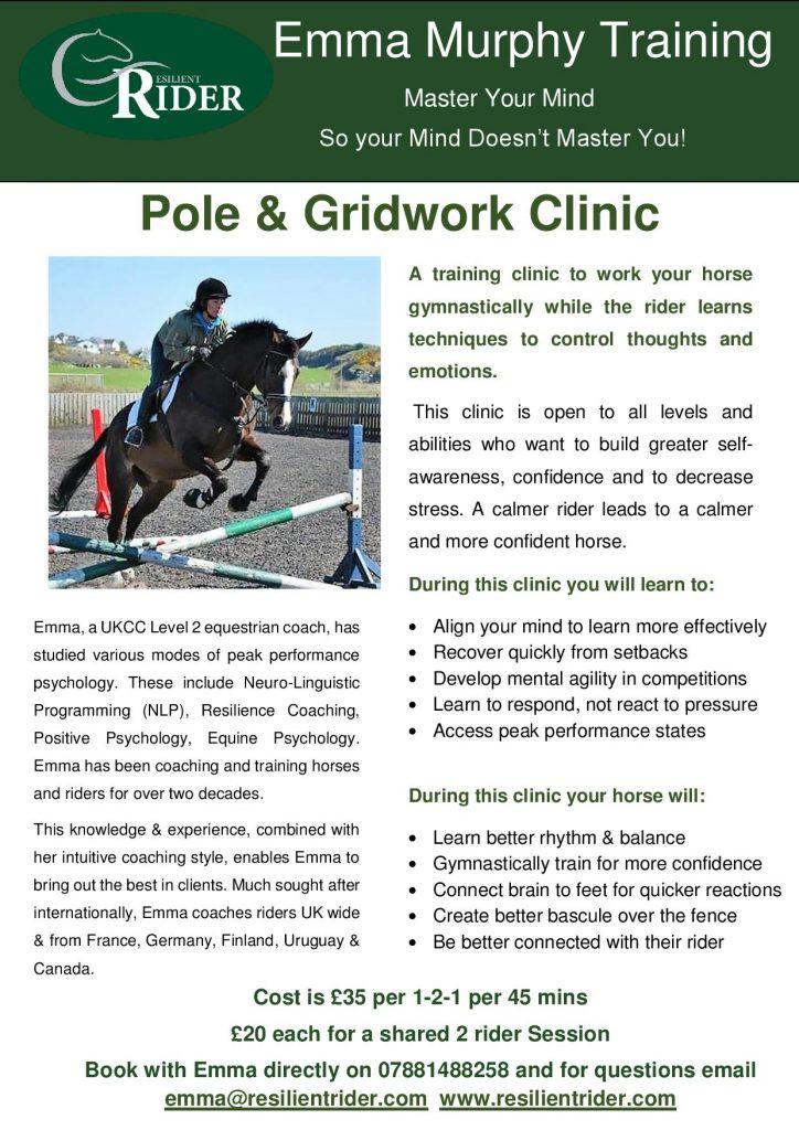 Pole & Gridwork Clinic